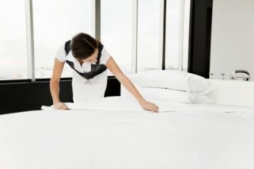 A szállodai lepedő és matracvédők szerepe egyre jelentősebb