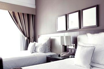 Szállodai függönyök Hoteltextil